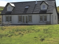 Self catering cottage on Skye sea side.