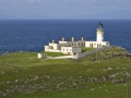 Neist Point lighthouse on Skye.