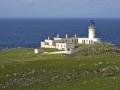 Neist Point lighthouse on Skye.