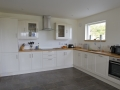 Self catering holiday home on Skye with eat-in kitchen.