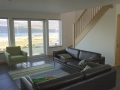 Cosy living in self catering holiday home on Skye.