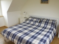 Skye holiday home with super king size bed.