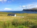 Self catering cottage on Skye with uninterrupted views.